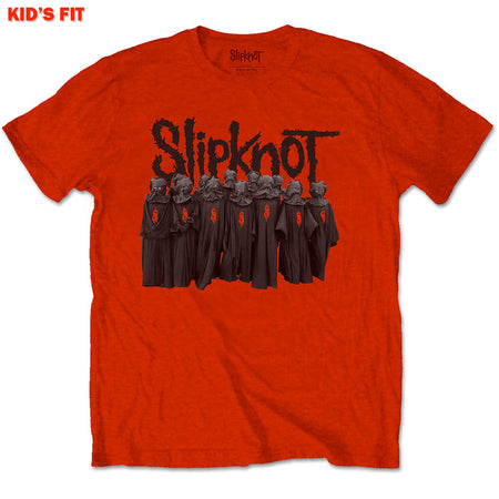 Slipknot - Choir-KIDS SIZE Red T-shirt