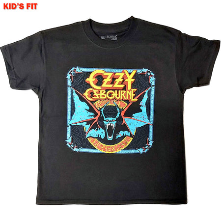 Ozzy Osbourne-Speak Of The Devil-KIDS SIZE Black T-shirt