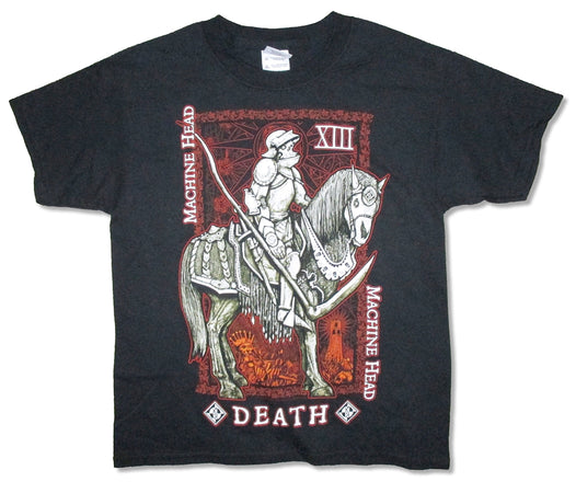 Machine Head - Death-KIDS SIZE Black T-shirt