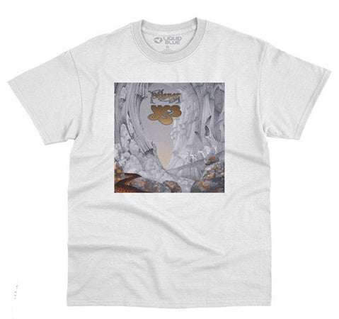 Yes - Relayer - White t-shirt