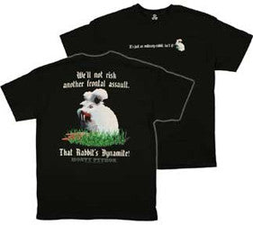 Monty Python Killer Rabbit t-shirt