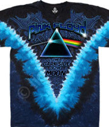 Pink Floyd  Dark Side V-Dye t t-shirt