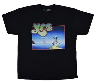 Yes Yessongs Black t-shirt
