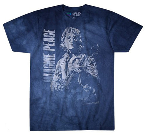 John Lennon-Imagine Peace Tie Dye t-shirt