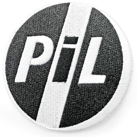 PiL-Public Image Ltd - Logo - Small Iron On Patch