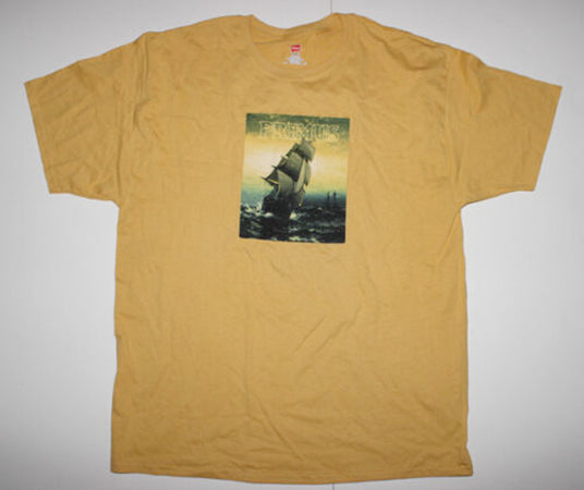 Primus Sailing The Sea Of Cheese- Gold t-shirt