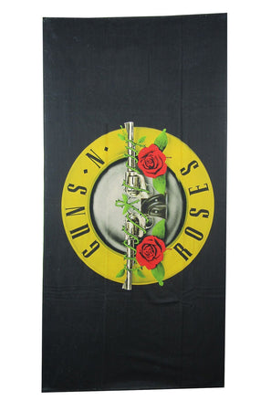 Guns N Roses -Logo - Beach Towel