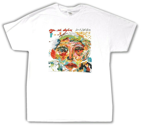 Cage The Elephant - Closer - White t-shirt