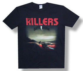 The Killers LP Cover 2012 Tour t-shirt