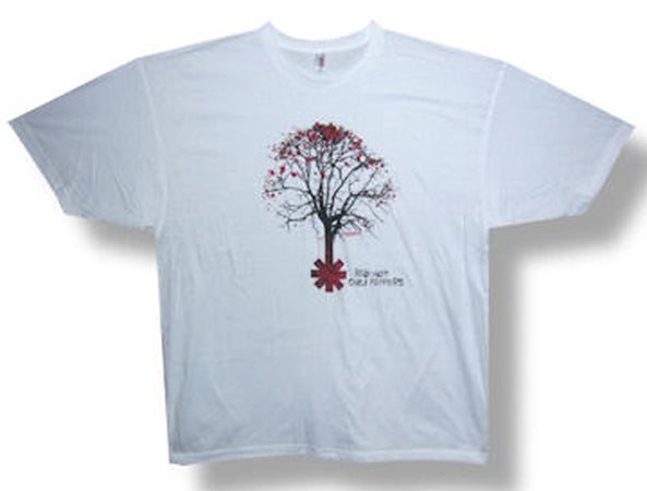 Red Hot Chili Peppers - Asterisk Tree - White t-shirt