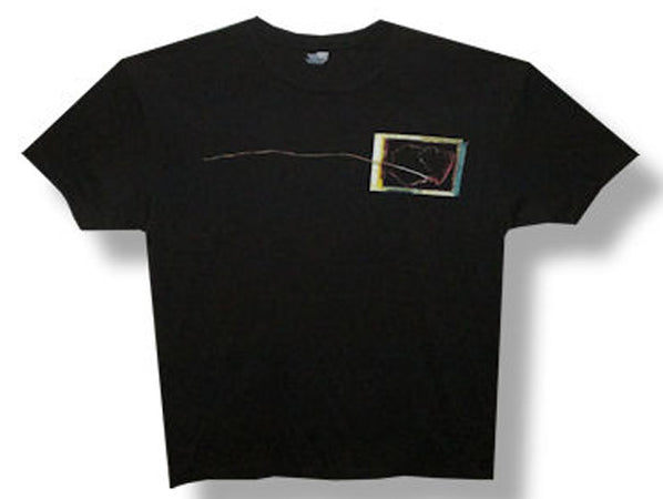 Nine Inch Nails-In The Blood-Black Lightweight t-shirt