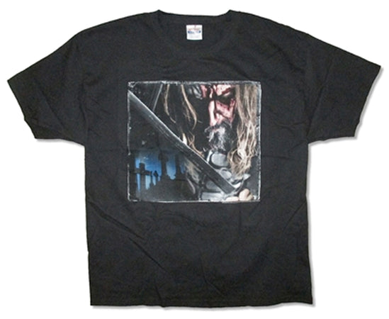 Rob Zombie - Dehumanization Of Cool - Black T-shirt