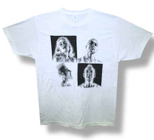 No Doubt - Face Mazes - White t-shirt