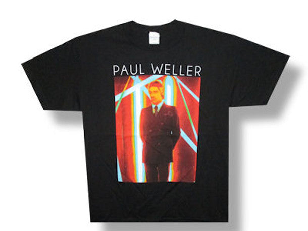 Paul Weller Sonik 2013 Tour Black t-shirt