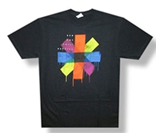 Red Hot Chili Peppers - Drip Strips Asterisk - Black t-shirt