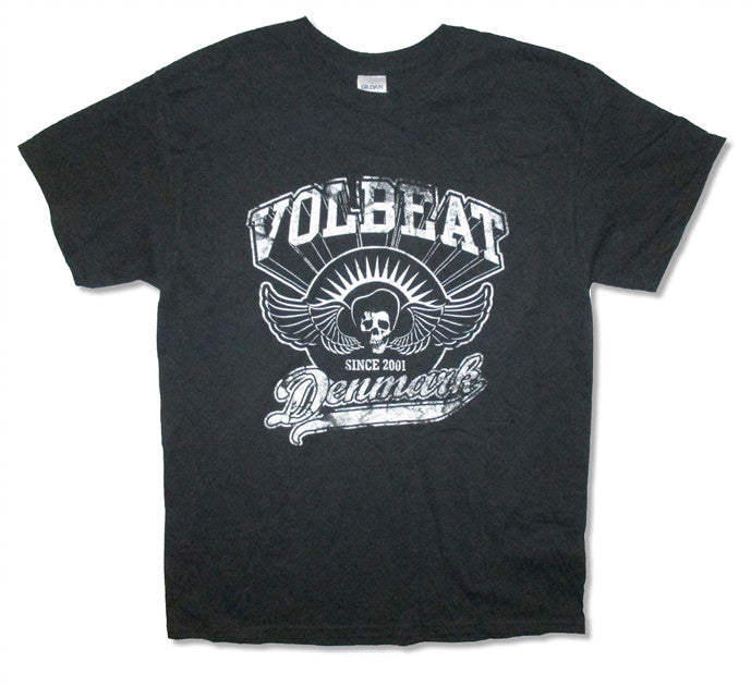 Volbeat Rise From Denmark Black t-shirt