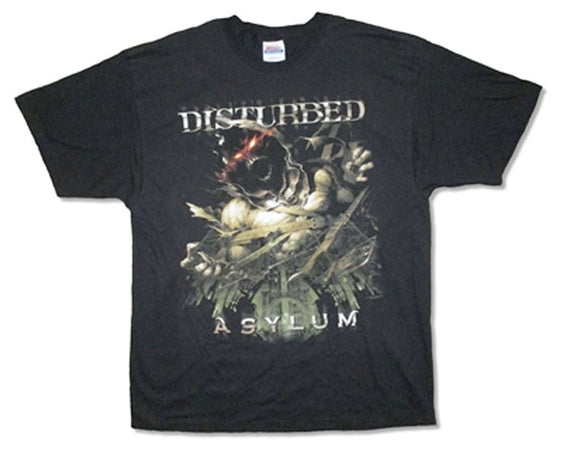 Disturbed-Breakout-US Tour Black t-shirt