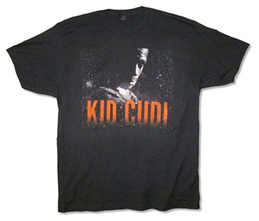 Kid Cudi-Stars-2013 Tour Black T-shirt