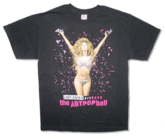 Lady Gaga-Art Pop Ball  Tour T-shirt