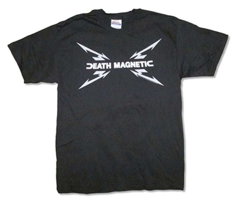 Metallica-Death Magnetic-Canada-Black T-shirt