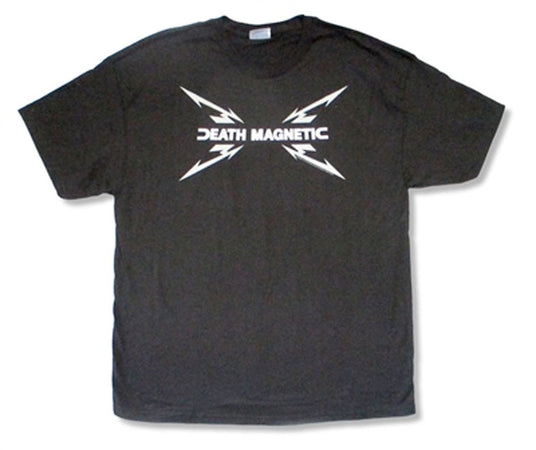 Metallica-Death Magnetic-Mexico-Black T-shirt