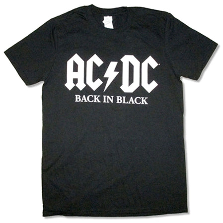 AC/DC Back In North America 2016 Tour t-shirt