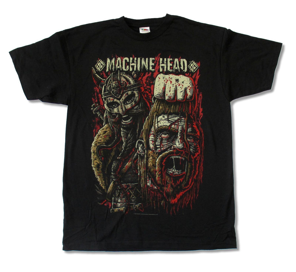 Machine Head - This Is Not A Game - Black t-shirt