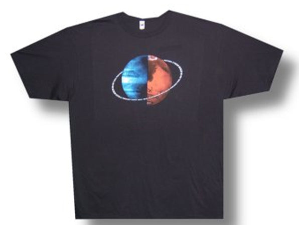 Red Hot Chili Peppers - Globe - Black t-shirt