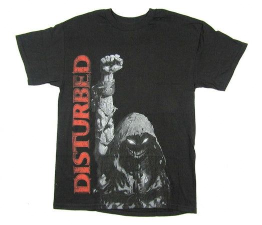 Disturbed - Up Your Fist - Black T-shirt
