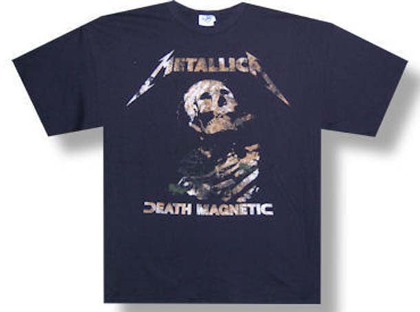 Metallica Buried Alive Tour mens t-shirt