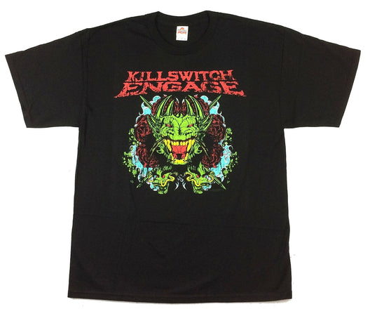 Killswitch Engage - Dragon - Black T-shirt