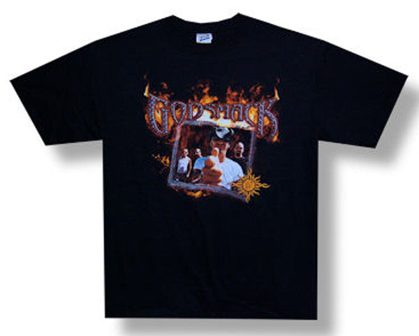 Godsmack Photo Fire t-shirt