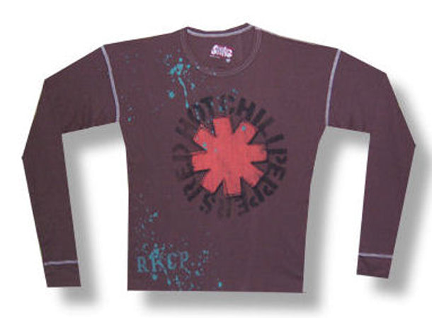 Red Hot Chili Peppers - Magic Asterisk - SWAG Fashion Longsleeve Thermal t-shirt