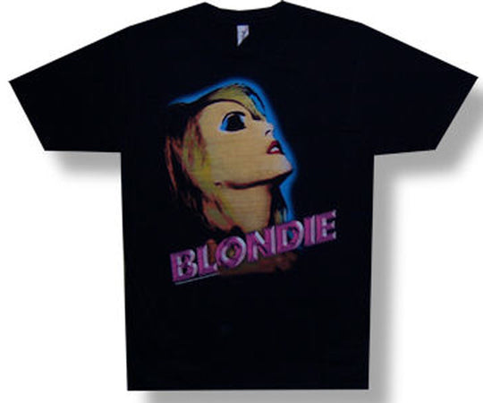 Blondie Neon men's lightweight T-shirt