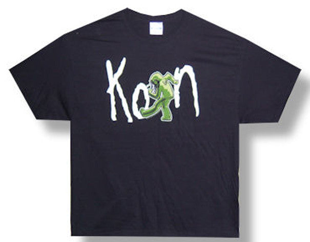 Korn Zombie Slam 2010 Tour T-shirt
