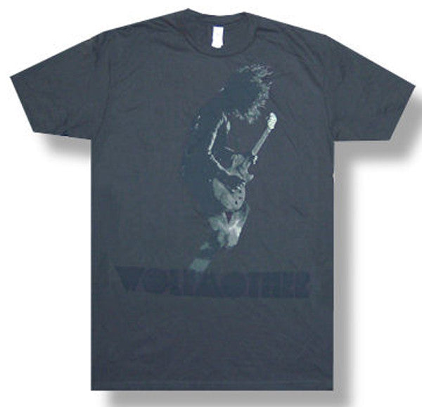 Wolfmother Duo Tone Guitar Charcoal Grey Lightweight t-shirt
