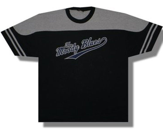 The Moody Blues - Logo - Football Jersey t-shirt