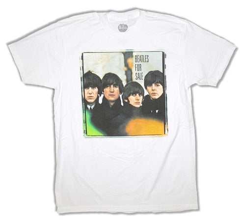 The Beatles-For Sale-White t-shirt