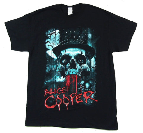 Alice Cooper - Spend The Night With Alice Cooper - Black T-shirt