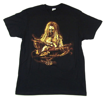 Rob Zombie - Parts-2016 Tour - Black T-shirt