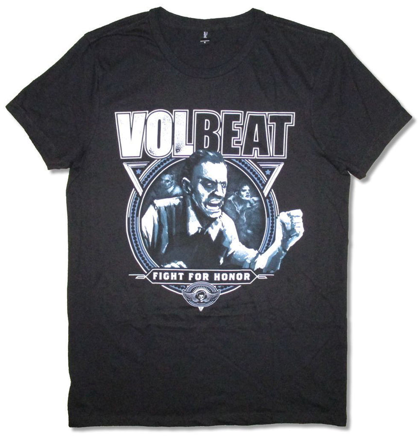Volbeat - Fight For Honor - Black t-shirt