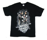 Kiss - Alive 35 - Black t-shirt