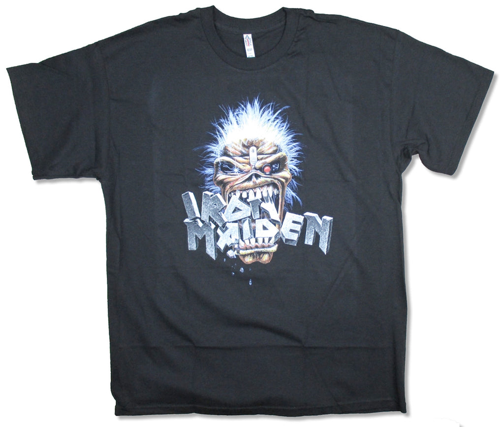 Iron Maiden - Eddie Crunch - Black t-shirt