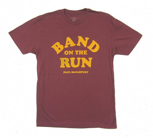 Paul McCartney - Band On The Run - Brick t-shirt