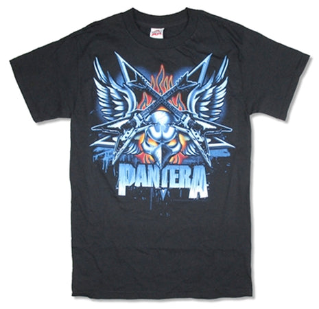 Pantera - Wings - Black t-shirt