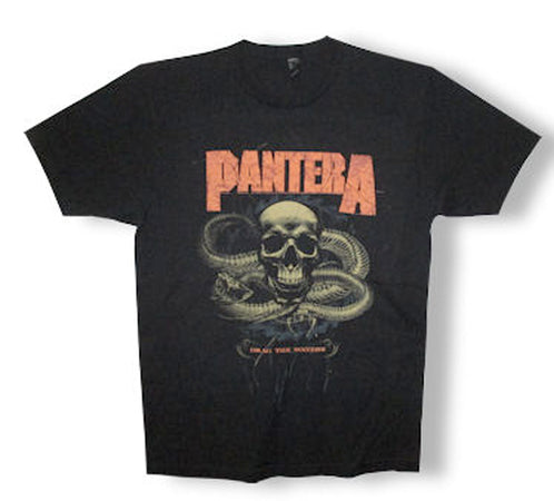 Pantera - Drag The Waters - Black t-shirt