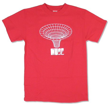 Muse - Drawn In - Red t-shirt