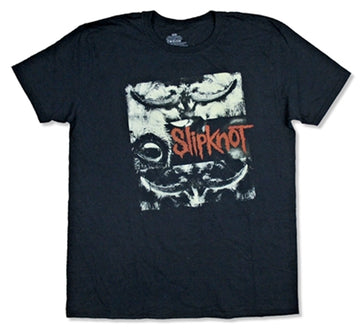 Slipknot  - Horns - Black t-shirt