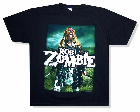 Rob Zombie - Hell On Earth 2011 Tour - Black T-shirt