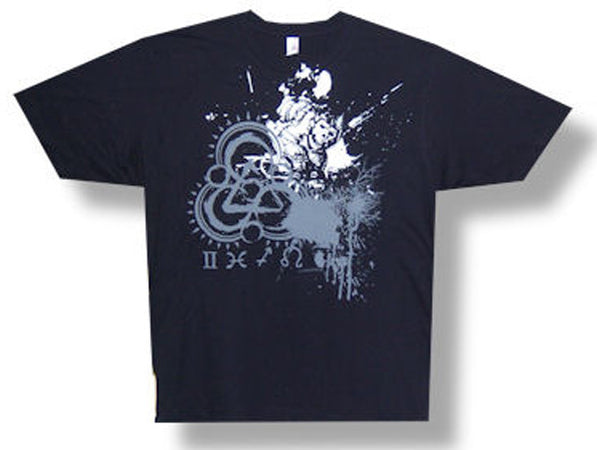 Coheed and Cambria Keywork and Devil 09 Tour t-shirt